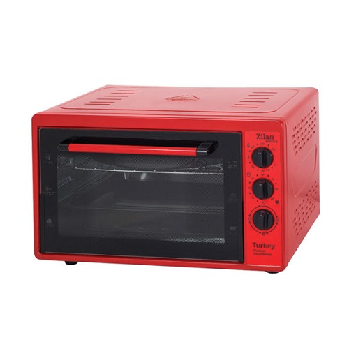 ZILAN ZLN5320RD Mini rerna 32L Red
