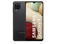 Samsung  Galaxy A12 Crna 4/128 DS MOBILNI TELEFON