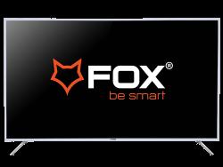 FOX 75DLE858 Televizor  SMART