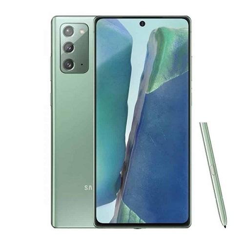 Samsung Galaxy Note20 – Mistično zeleni