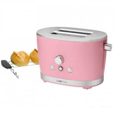 CLATRONIC TA 3690 pink toster Rock n Retro