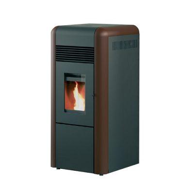 Alfa plam DINO 27KW peć na pelet za etažno grejanje