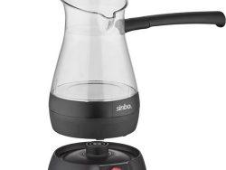 Sinbo SCM-2956 Električna prozirna džezva za kafu 400 ml