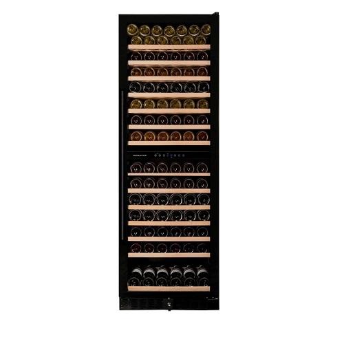 DUNAVOX DX-166.428DBK vinska vitrina